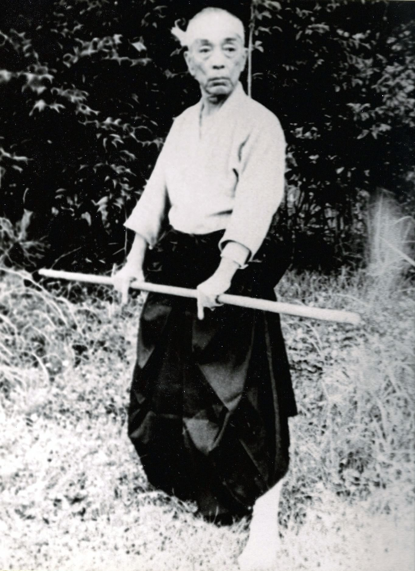 More on Kamae 構え